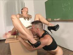 Lehrerin Und Schüler Ficken